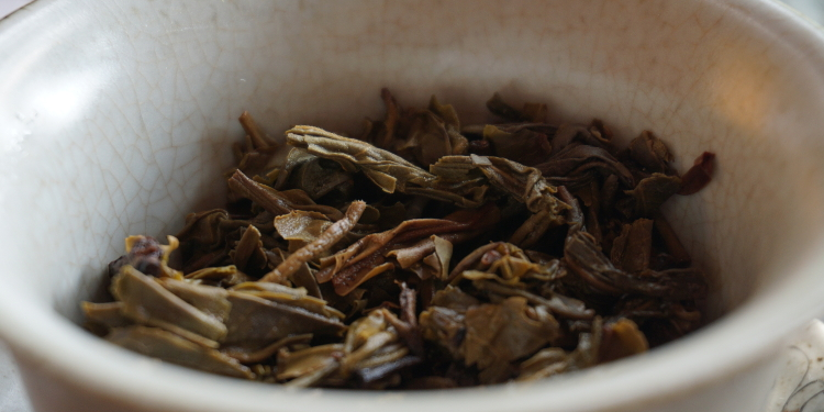 2012 Everyday Raw Pu'er