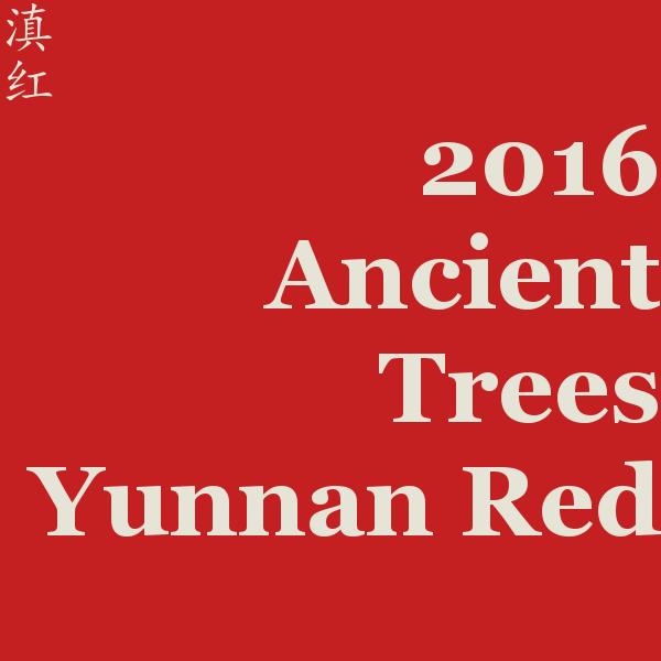 2016 Ancient Trees Yunnan Red