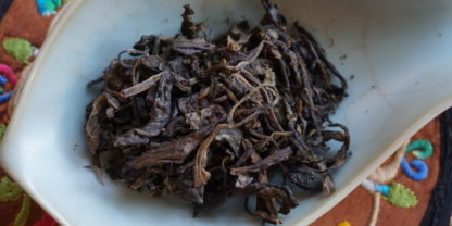 2012 Wendong Raw Puer