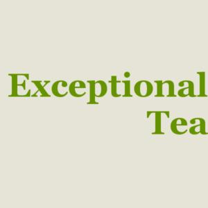Exceptional Tea