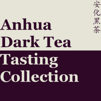 Anhua Dark Tea Tasting Collection