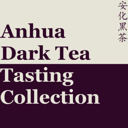 Anhua Dark Tea Tasting Collection
