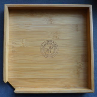 Bamboo Tea Preparation Tray