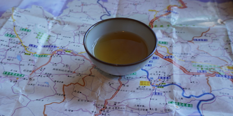 Our tea geography