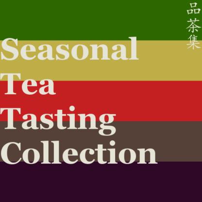 Seasonal Tea Tasting Collection