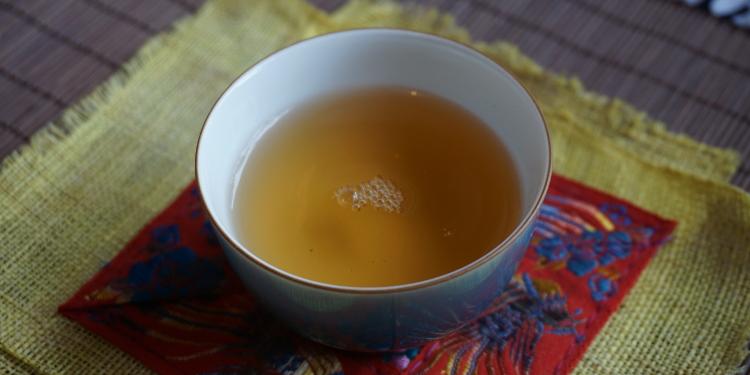 2007 Mengku Raw Pu'er