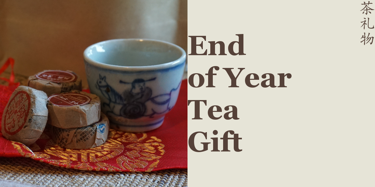 End of Year Tea Gift