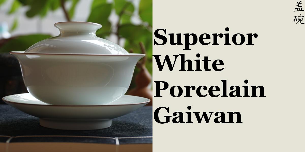 Superior White Porcelain