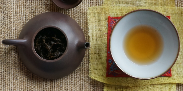 For the love of Anhua Dark Tea